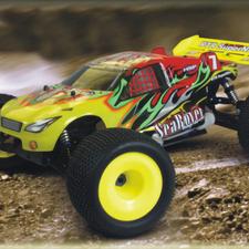 1/8 Monster Truck - HOBBY TOYS