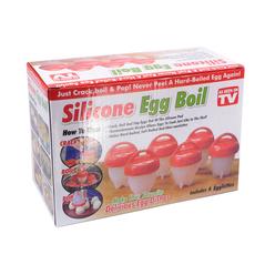 Egglettes® Αυγοθήκες Βράσιμου Αβγών 6 τεμάχια - HOUSEHOLD & GARDEN