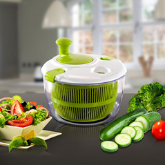 SaladWasher Pro® Επαγγελματικό Πλύσιμο Στέγνωμα Σαλάτας - HOUSEHOLD & GARDEN