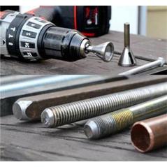 Debburing Tool Drill Bit - TOOLS