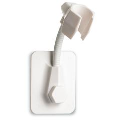 Στήριγμα Τηλεφώνου Ντους 360 μοιρών Με Αυτοκόλητο -HOUSEHOLD & GARDEN