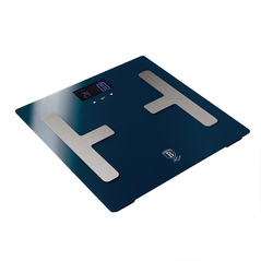 Berlinger Haus Ψηφιακή Ζυγαριά Μπάνιου με Υπολογισμό Λίπους Max 180Kg Aquamarine Edition BH-9101 -ΠΡΟΣΩΠΙΚΗ ΦΡΟΝΤΙΔΑ