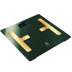 Berlinger Haus Ψηφιακή Ζυγαριά Μπάνιου με Υπολογισμό Λίπους Max 180Kg Emerald Collection BH-9108 -ΠΡΟΣΩΠΙΚΗ ΦΡΟΝΤΙΔΑ