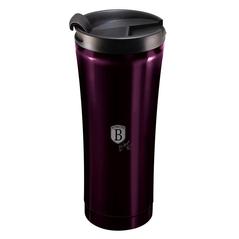 Berlinger Haus Ανοξείδωτο Θερμός - Παγούρι Καφέ 0,5L Μωβ BH-6816 -ΕΙΔΗ ΤΑΞΙΔΙΟΥ