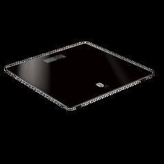 Ψηφιακή Ζυγαριά Μπάνιου Μαύρη Max 180Kg -ΠΡΟΣΩΠΙΚΗ ΦΡΟΝΤΙΔΑ