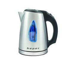 Beper BB.002 Ηλεκτρικός ανοξείδωτος βραστήρας νερού 1L 1630W -ΗΛΕΚΤΡΙΚΕΣ ΜΙΚΡΟΣΥΣΚΕΥΕΣ ΚΟΥΖΙΝΑΣ