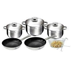 Σετ μαγειρικά σκεύη 10 τεμαχίων Blaumann Gourmet Line BL-3243 -ΕΙΔΗ ΜΑΓΕΙΡΙΚΗΣ - ΚΟΥΖΙΝΑΣ