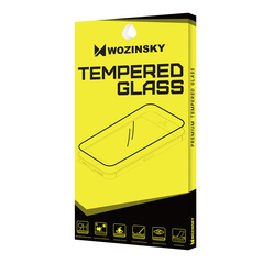 WOZINSKY Tempered Glass 9H PRO+ screen protector iPhone SE 2020 / iPhone 8 / iPhone 7 BACK -Cell phone tempered glass