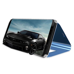 Clear View Case cover for Xiaomi Redmi Note 7 black -Cell phone cases and covers