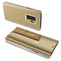 Clear View Case cover for Xiaomi Redmi Note 7 golden -Cell phone cases and covers