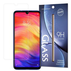 Tempered Glass 9H Screen Protector for Xiaomi Redmi Note 7 (packaging – envelope) -Cell phone tempered glass