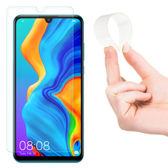 Wozinsky Nano Flexi Glass Hybrid Screen Protector Tempered Glass for Huawei P30 Lite -Cell phone tempered glass
