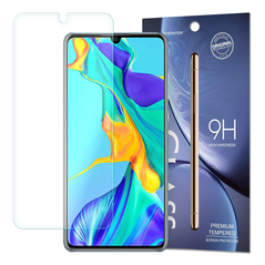 Tempered Glass 9H Screen Protector for Huawei P30 (packaging – envelope) -Cell phone tempered glass