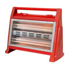 Zilan Θερμάστρα χαλαζία με υγραντήρα κόκκινη 1600W ZLN1114-RED -ΕΠΟΧΙΑΚΑ