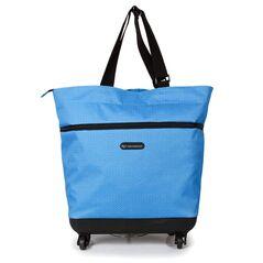 SUNRISE BAGS Εύκαμπτη τροχήλατη τσάντα καμπίνας lemington dot 44Lt EX008.A-LEDT -ΕΙΔΗ ΤΑΞΙΔΙΟΥ