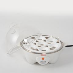 Zilan Βραστήρας Αυγών 7 Θέσεων 360W Άσπρος ZLN8068-WHITE -ΗΛΕΚΤΡΙΚΕΣ ΜΙΚΡΟΣΥΣΚΕΥΕΣ ΚΟΥΖΙΝΑΣ