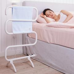 Herzberg Θερμαινόμενη κρεμάστρα για πετσέτες 100W HG-8071 -ΕΙΔΗ ΣΠΙΤΙΟΥ