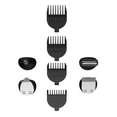Zilan Ασύρματη κουρευτική και ξυριστική μηχανή 5 σε 1 Zilan ZLN3857 -ΠΡΟΣΩΠΙΚΗ ΦΡΟΝΤΙΔΑ
