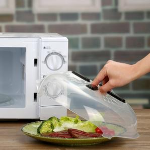 Microwave Cover Splatter Protection -HOUSEHOLD & GARDEN
