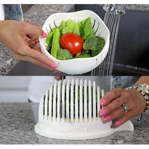 60 Seconds Salad Maker - HOUSEHOLD & GARDEN