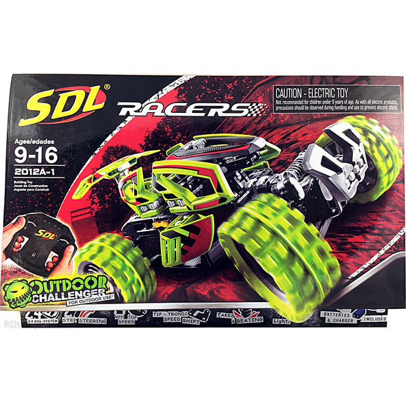 SDL 1:10 ELECTRIC 2WD REMOTE CONTROL OFF ROAD RACING BUGGY -HOBBY TOYS
