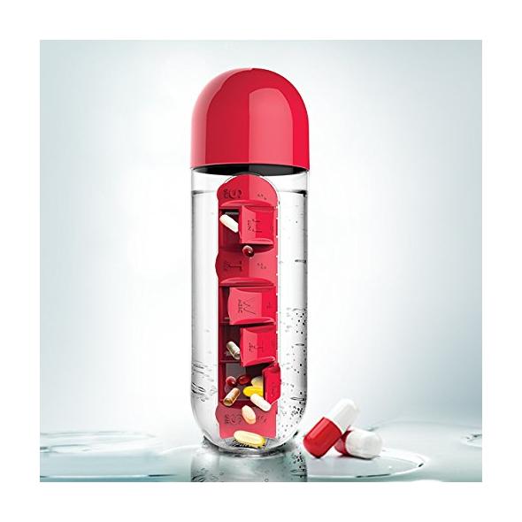 Bottle For Pills -HOUSEHOLD & GARDEN