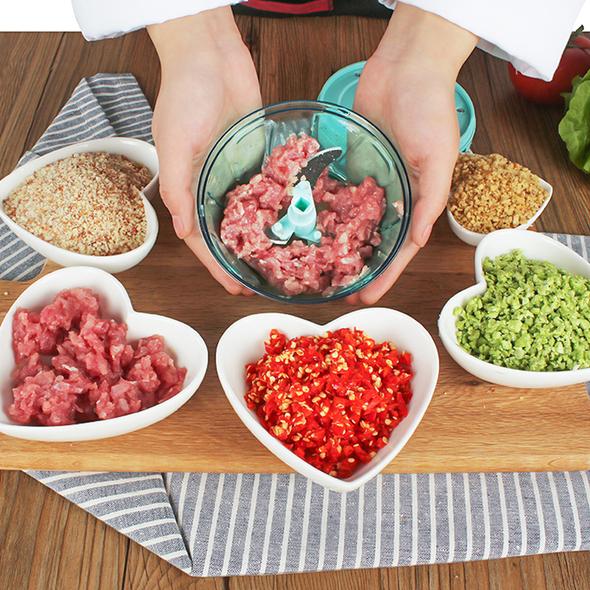 Crank Chop® Mixer Multi Mechanical -HOUSEHOLD & GARDEN