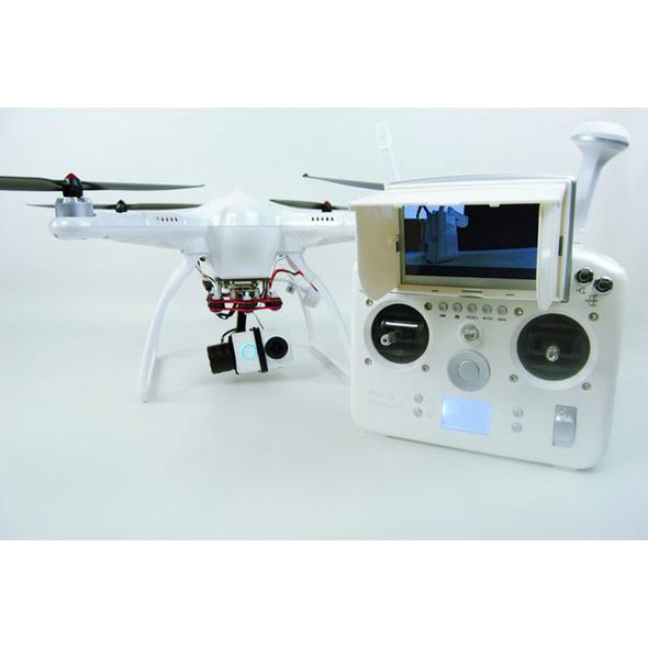 SkyPhoto FPV Τετρακόπτερο Επαγγελματικό με κάμερα -HOBBY TOYS