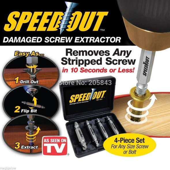 Speed Out® -TOOLS
