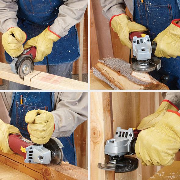 Wood Carving Grinder Disc -TOOLS