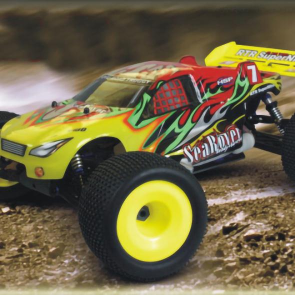 1/8 Monster Truck -Μοντελισμός |diamandino
