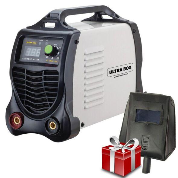 Ultra Box Συσκευή Ηλεκτροσυγκόλλησης UT-MMA-350 -ΟΙΚΙΑΚΕΣ ΜΙΚΡΟΣΥΣΚΕΥΕΣ